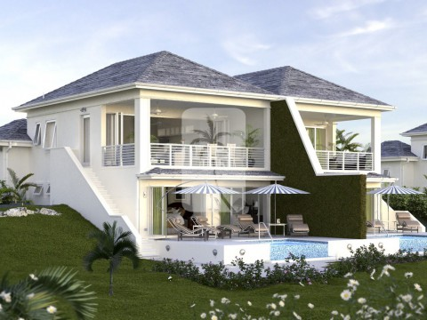 Westmoreland Hills, (3 bedroom townhouses) -